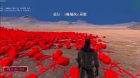 史诗战争模拟器-蝙蝠侠大战5000红色火柴人