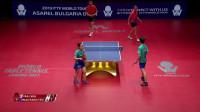 2019保加利亚乒乓球公开赛混双决赛:水谷隼/伊藤美诚VS马特/武杨