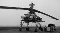 最大螺旋桨直升机,腿比楼还高,直接夹着卡车飞