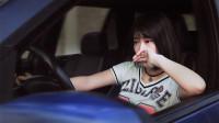 任性女司机驾车,直接跳下车子,任由车子飞驰,撞向对向车辆才停下来,视频车是一脸懵!网友:活久见!