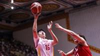 热身赛-邵婷砍16+6 中国女篮大胜日本两连胜