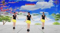 阳光美梅原创广场舞《万爱千恩》水兵舞风格32步-正背面附分解教学-编舞:美梅