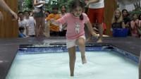 3个非牛顿流体的应用,水上漂只是小儿科