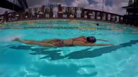 自由泳视频教程(第二课)