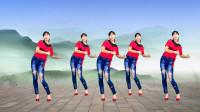 首创背面广场舞《小冤家》赵薇演唱,网上一发立马就火了