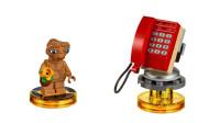 LEGO乐高积木玩具次元系列71258ET外星人套装速拼