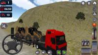 最新挖掘视频表演159大卡车运输挖土机十挖机作十工程车重型卡车拖车