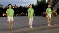 三姐妹齐跳32步《我最爱的人在哪里》简单好看