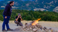 """世界上最""""没用""""的火山,被当地人拿来烤肉,仅仅只有1.2米高"""