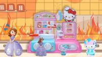 Hello Kitty凯蒂猫生日宴会奇遇记!