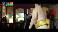 中国高手对战日本相扑手,一招绝技四两拨千斤,瞬间秒杀对手