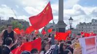 超燃!内地青年唱给香港的rap大合集:让红旗飘扬 让歌声嘹亮