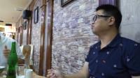 朝鲜平壤餐厅的菜品体验,张鹏飞觉得挺好的
