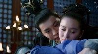男主陈伟霆结婚前夜,与女主刘诗诗霸气拥吻,画面太美了!