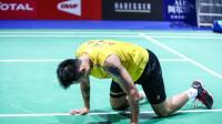 2019羽毛球世锦赛 林丹2-1不敌普兰诺伊 止步32强