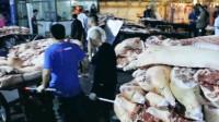 内地活猪暂停供港3天 港瘦肉价格涨近每斤100港元
