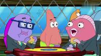 派大星要吃成功人士蟹黄堡, 谁知章鱼哥不卖给他