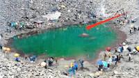 非洲恐怖杀人湖,一夜夺取1700人性命,把水抽干终于找到凶手