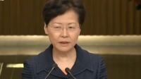 林郑月娥:将继续推出有效措施提振经济 改善民生