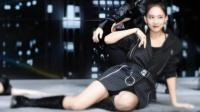 前Stellar昭荣圆梦Solo出道,中性马尾性感舞姿,展现完美好身材