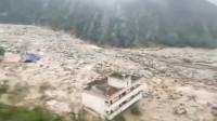 汶川暴雨已致8人遇难23人失联 抢险救灾仍在进行中