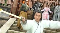 倚天屠龙记:宋青书内力全失,仅靠武当剑法也能轻松战胜朝廷高手