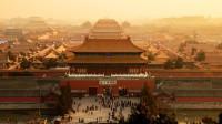 北京景山公园的俯瞰图,是一尊巨大坐像,景山坐像到底是谁?