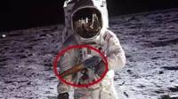 宇航员在进入太空之后,为什么都要带把枪?当初没带险些丧命