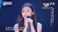 中国好声音:本以为是个温柔美女,结果爆发力十足!这嗓子太猛了