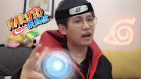 四川话vlog:金花哥闭着眼睛玩火影忍者游戏?这操作堪比脸滚键盘!