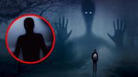 堪比瘦长鬼影的神秘怪物,体型如同少女,还会让人发烧!