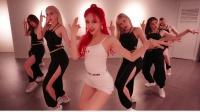 女歌手韩楚林圆梦Solo曲,自编自导自演性感诱惑舞,迷人长腿惹人爱