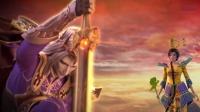 曼多拉告诉金王子,若要做最强的战争,他就不适合有心!