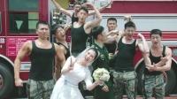 特勤精英:妻子穿婚纱来部队,丈夫和战友眼睛都移不开了,太美了