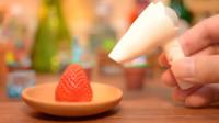 定格动画-微缩世界为宠物准备的迷你食玩小零食视频合集