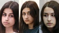三姐妹不堪家暴杀死父亲 超30万人请愿释放她们_