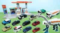 将汽车改造成机器人玩具