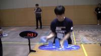 金诗恩3-6-3项目1.770s打破世界纪录