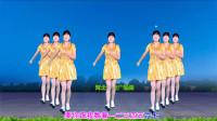 清新活泼广场舞《啦啦爱》一起来,放飞心情,轻快32步附教学