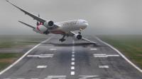 飞机降落时,飞行员是如何对准机场跑道的?原来与我们想的不一样