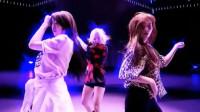 少女时代孝渊&Red Velvet涩琪&Irene特别合作练习室镜像版