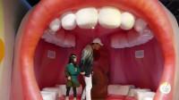 不爱刷牙?去参观一次口腔博物馆就好了,专治各种不爱刷牙患者!