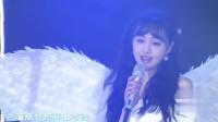 郑爽十周年生日会一曲《我要的飞翔》勾起回忆杀,白色长裙美翻了