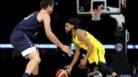 米尔斯狂砍30分英格尔斯15分7助,澳大利亚98-94力克美国男篮