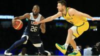 沃克22分美国不敌澳大利亚 梦之队历史第二次输热身赛