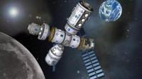 空间站为何不建在月球上,脚踏实地,难道不比飘在空中安全?