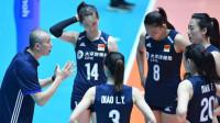 亚锦赛中国女排1-3遭泰国逆转 无缘决赛与韩争铜