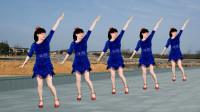 益馨广场舞《东北的冬东北的情》火爆热曲大众健身舞,附分解教学