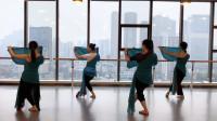 古典成品舞《拂袖》,可柔可刚可美 ,就是这么大气!
