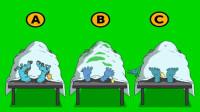脑力测试:有一只僵尸藏在了医院的停尸房里,是谁呢?
